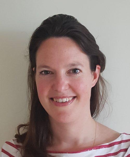 Charlotte Stakelbeek - voorzitter
